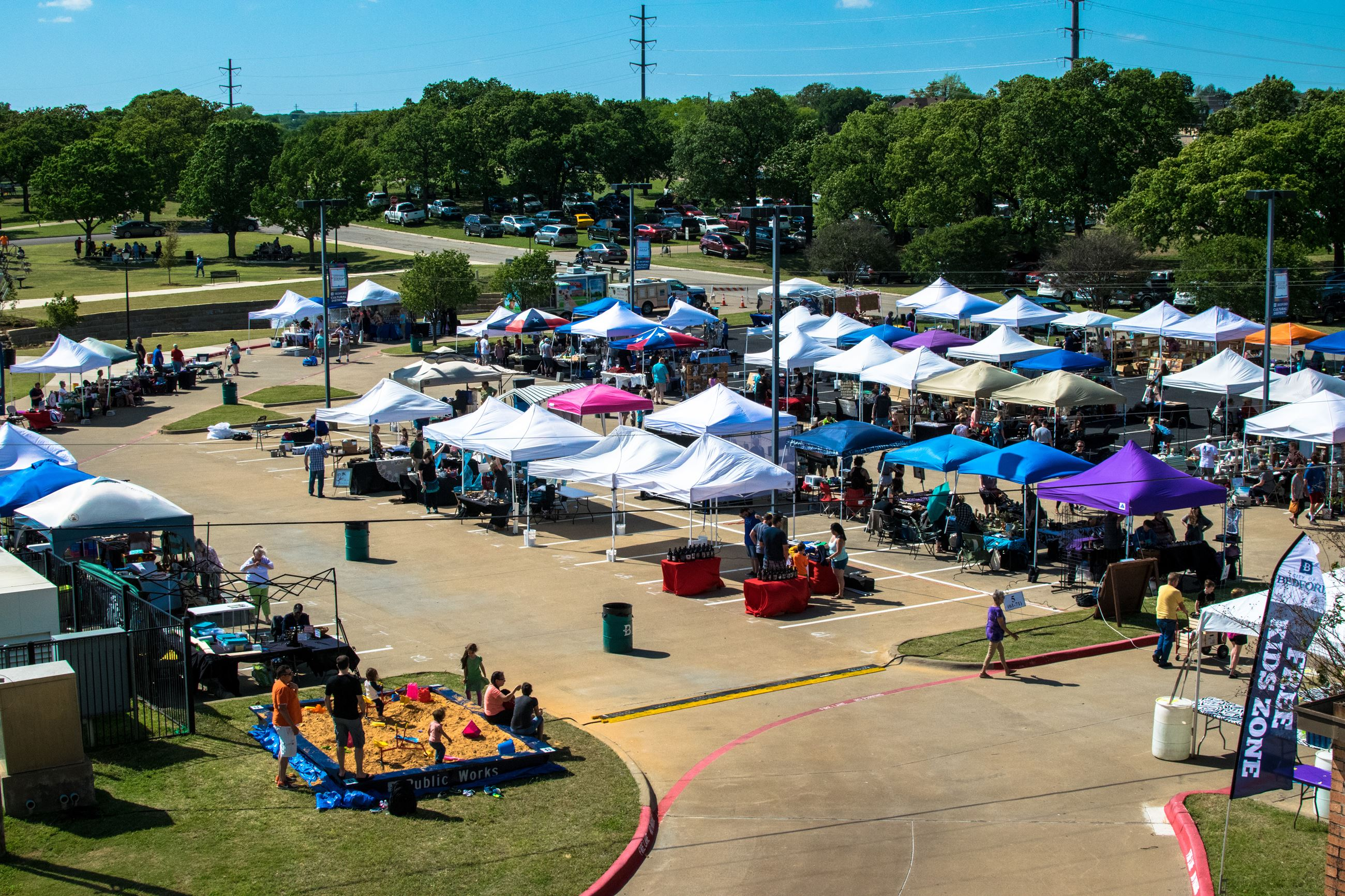 Artsfest Marketplace