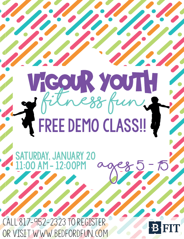 Vigour Youth Fitness Fun Demo
